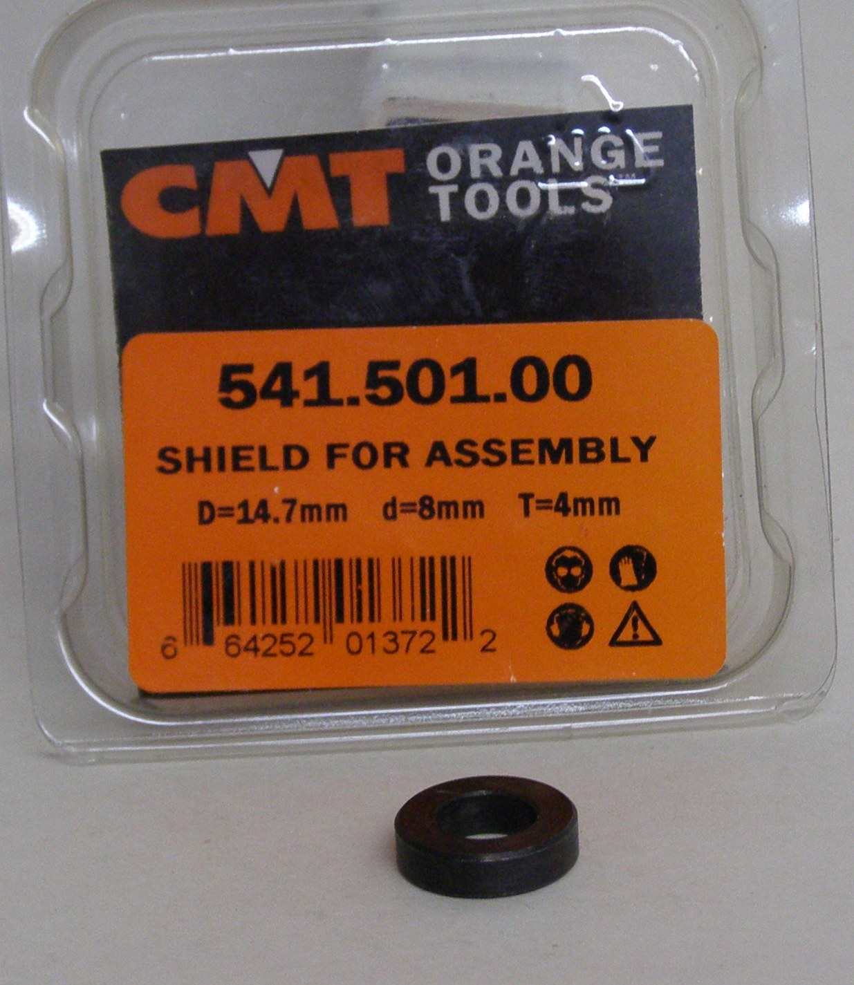 CMT 4 mm spacer 541.501.00
