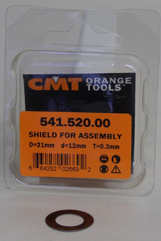CMT Spacer Ring 12mm D=21mm 541.520.00 541.520.00