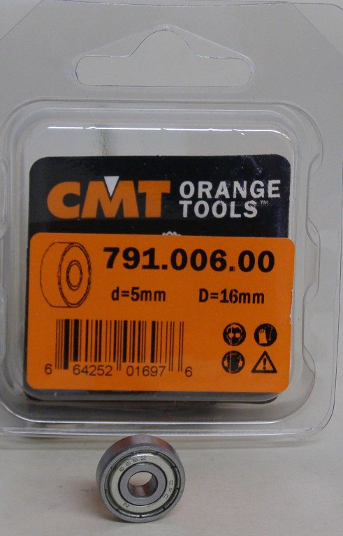 CMT 16 mm bearing 791.006.00