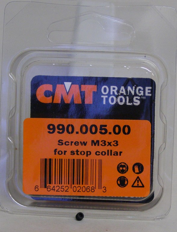 990.005.00 CMT Screw for Stop Collar 990.005.00