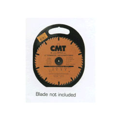 "CMT Blade Case up to 7-1/4"" (Black)"