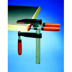 J-26 Gross Stabil Edge Gluing Clamp J-26 One Spindle (2 spindles shown & optional bar clamp) j-26