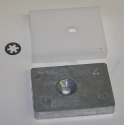 Delta Tool Part 400-06-384-0002 Delta Unifence Slide Assebly 400-06-384-0002
