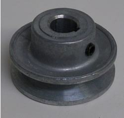"Delta Tool Part 41-023 Delta 2.5"" OD Pulley 5/8 Bore"