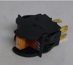 Delta Tool Part On/Off Switch Sub for 438-01-017-0140, 1343759, and 400-06-068-0002 489105-00