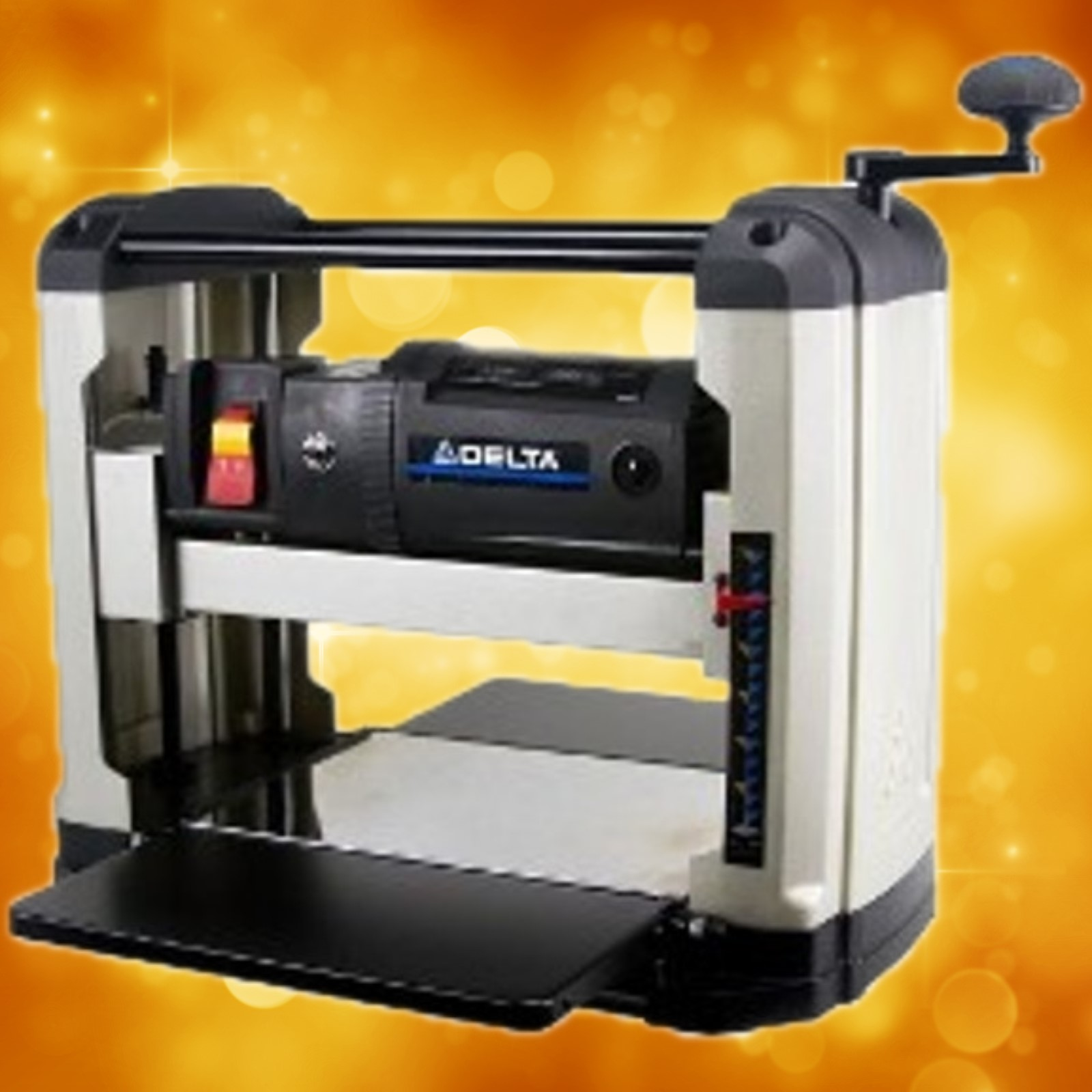 Delta 13 in. Portable Thickness Planer 22-555 (Floor Model) (Store Pick UP Only) 22-555U