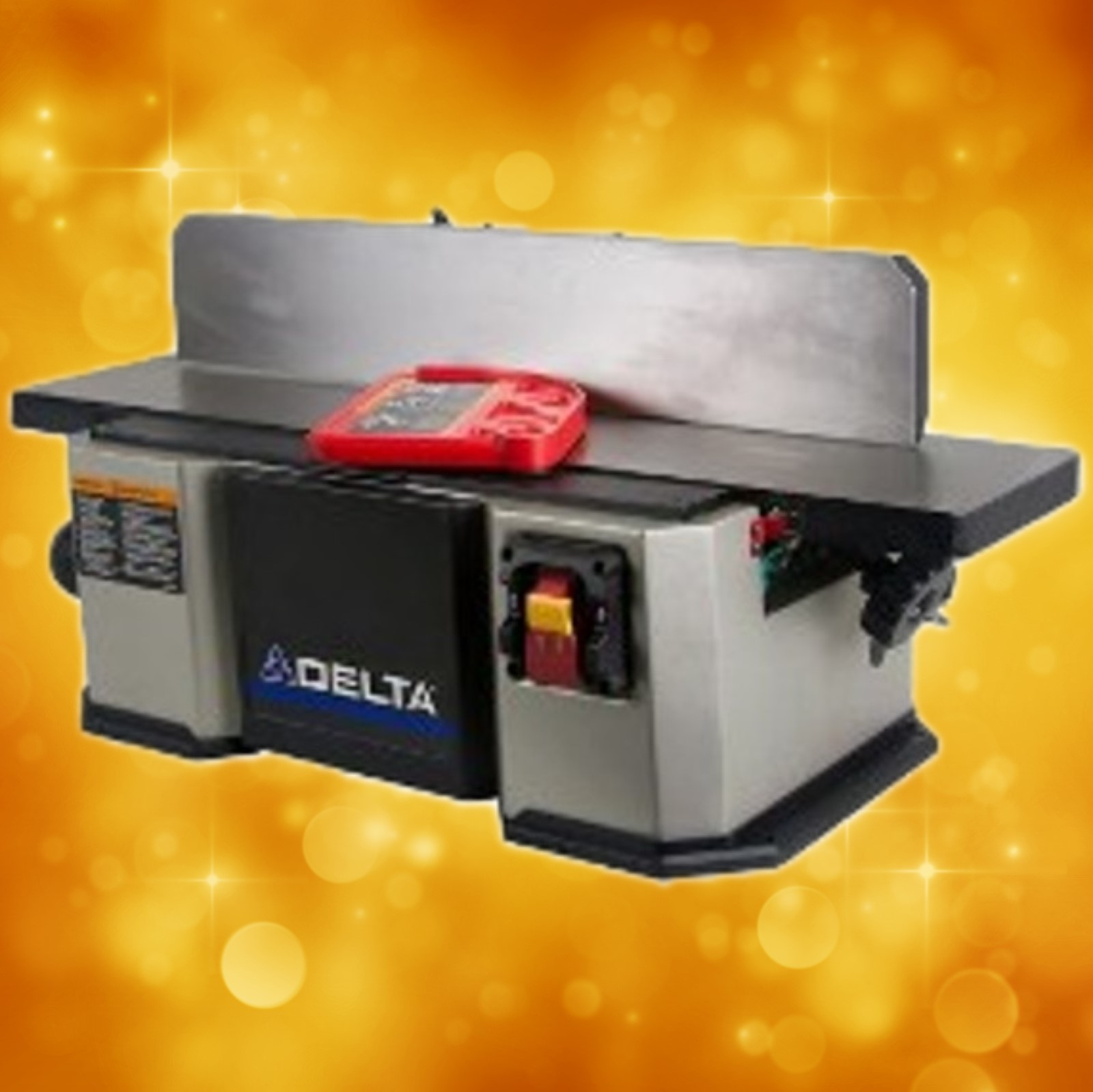 Delta 6 in. MIDI-Bench Jointer 37-071U (Floor Model) (In Store Pick up only) 37-071U