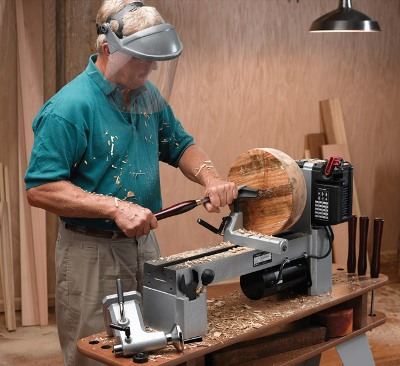 Delta Vs Wood Lathe 46 460 12 1 2 Quot Mike S Tools