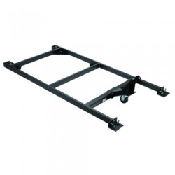 Delta 50-2000 Mobile Base For 36-L336 36 in. UNISAW (For Dual Front Crank Unisaws) 50-2000