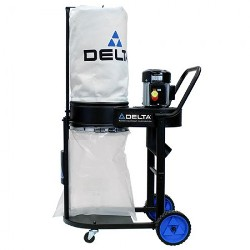 Delta 50-723 1 HP Motor Dust Collector 50-723