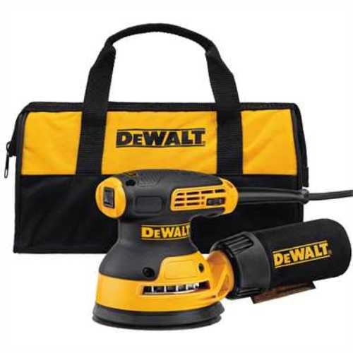 "DeWalt DWE6423K 5"" Random Orbit Sander / Variable Speed / H&L pad DWE6423K"