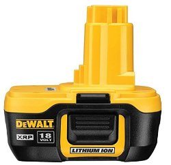 DeWalt Battery DC9182 18V XRP Lion Battery DC9182