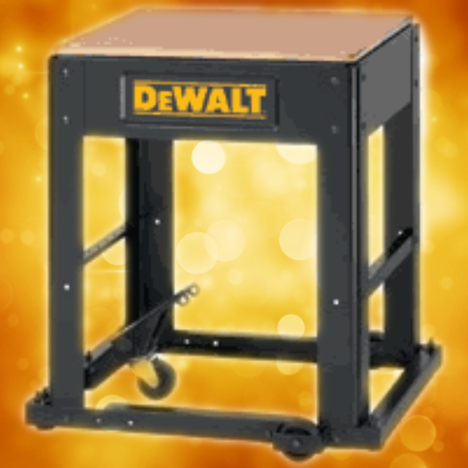 DeWalt Planer Stand for Portable Planers DW7350