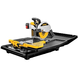 "DeWalt D24000 10"" Wet Tile Saw D24000"