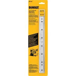 "DeWalt 13"" Disposable, Reversible Thickness Planer Knives  DW7352"
