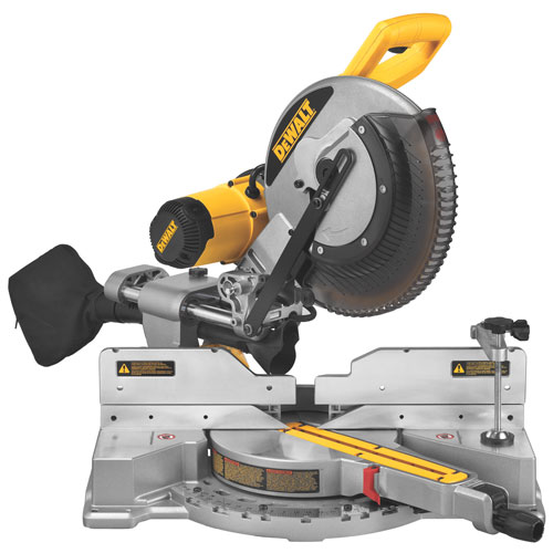 Dewalt 12 Quot Sliding Compound Miter Saw Dws709 Mike S Tools