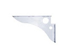 FastCap Speed Brace Counter Top Brace System-White (5in x 8 in) SB-5X8WH