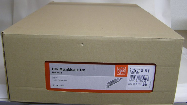 Fein MultiMaster FMM 250Q Top 72293768090