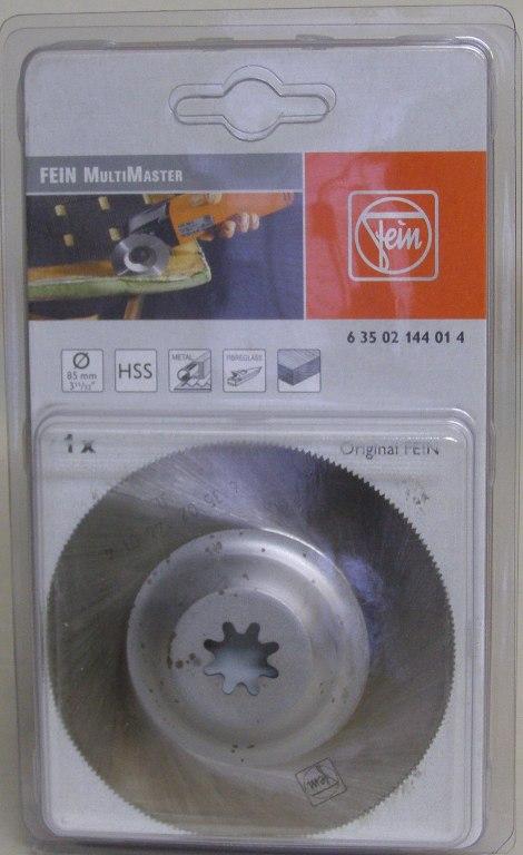 Fein HSS Flush Cut Saw Blade - 3 1/8