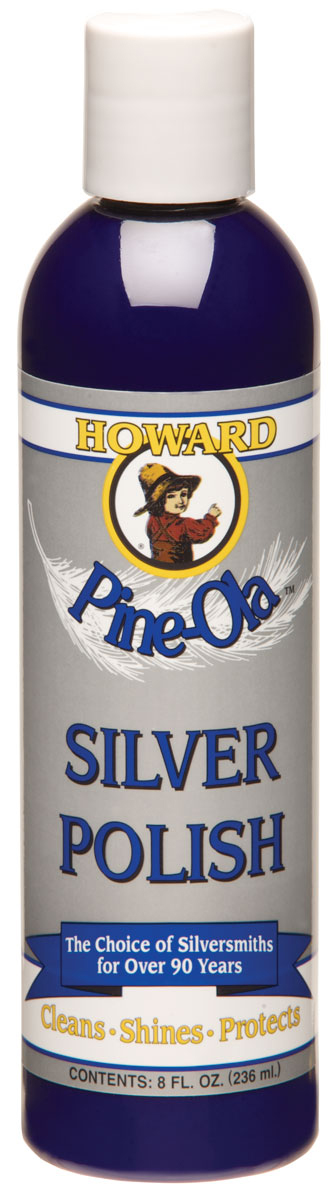 Howard's Pinola Silver Polish SP0008 Howard's Pinola Silver Polish SP0008