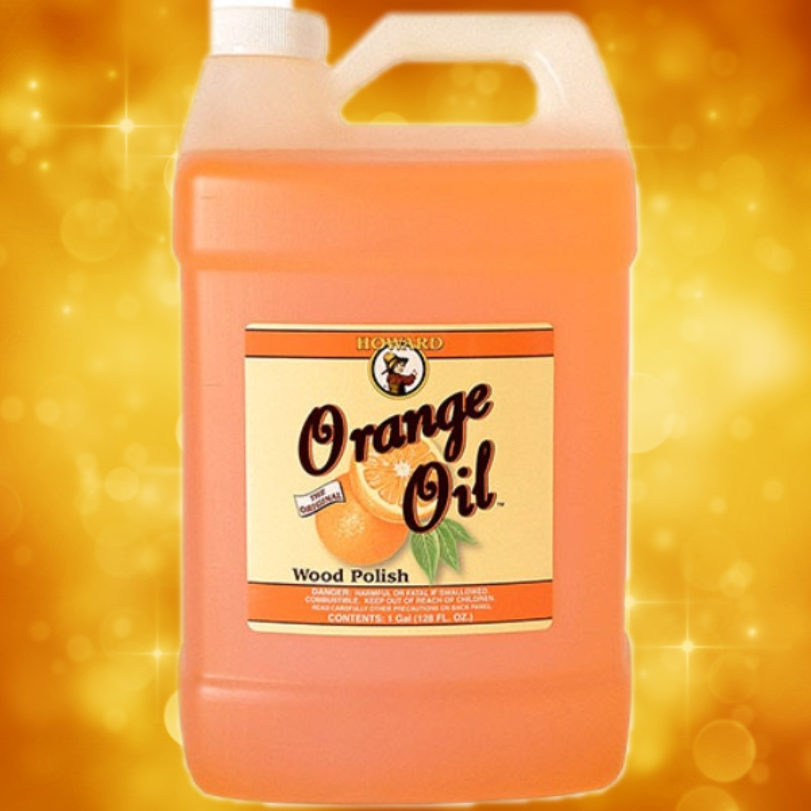 Howard's Orange Oil 128oz. (1Gal.) OR0128