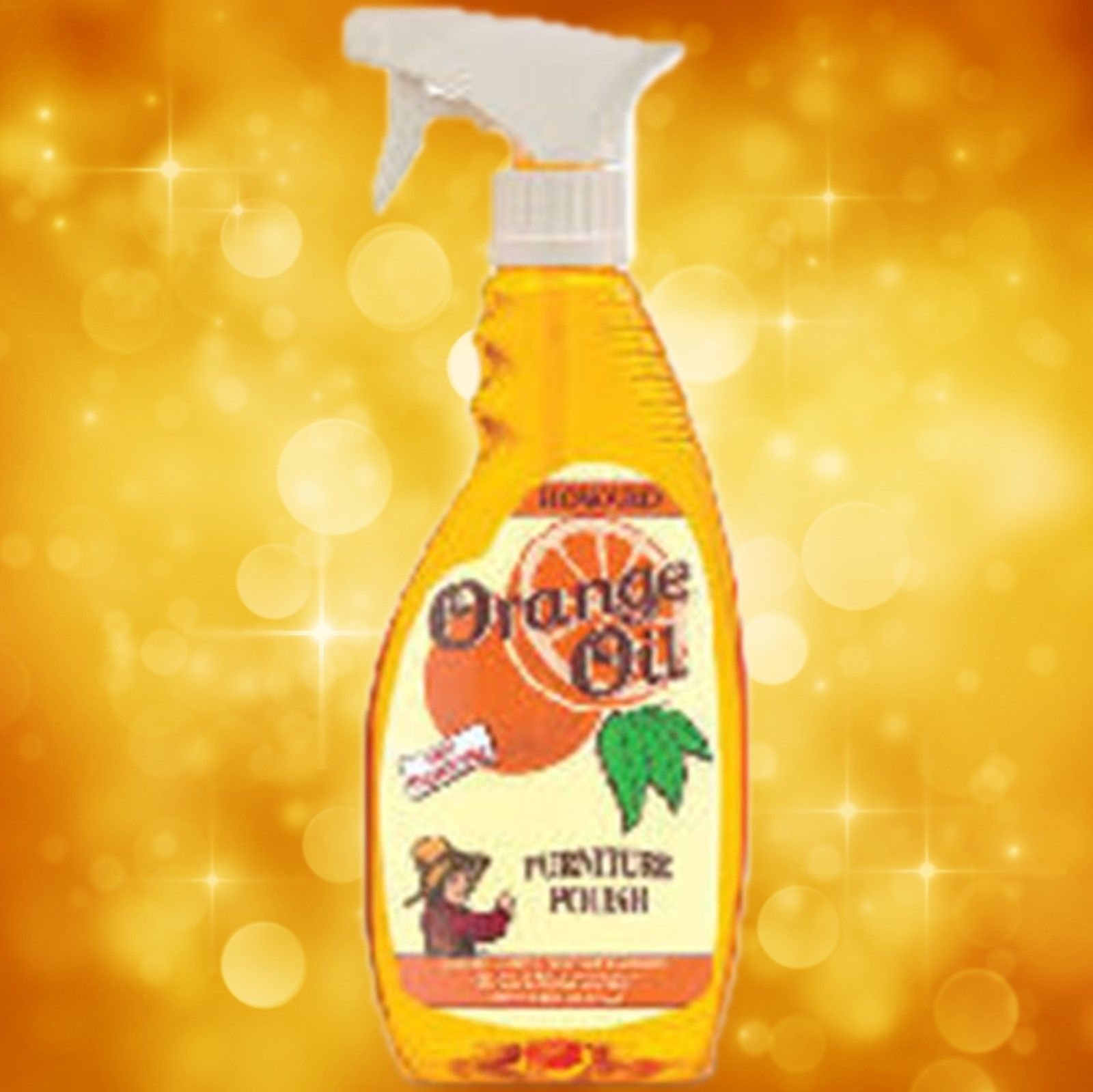 Howard's Orange Oil 16oz. (1 pint spray) ORS016