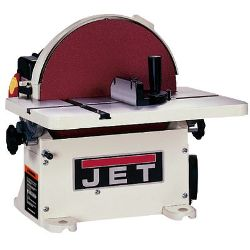 "Jet JDS-12B: 12"" Bench Disc Sander less DC 708433"