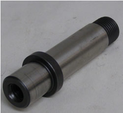 Jet Tool Part JWBS18-129 Jet Upper Wheel Shaft JWBS18-129