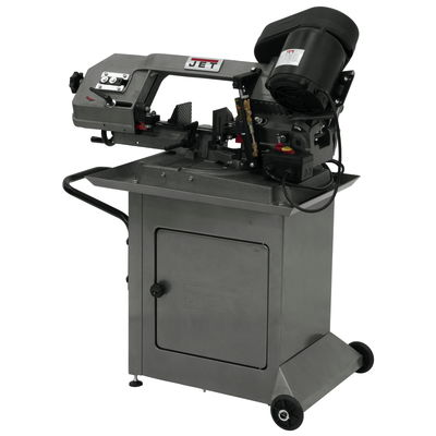 "Jet 414457 HBS-56S, 5"" x 6"" Horizontal Mitering Bandsaw 414457"