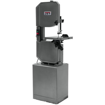 "Jet 414500  J-8201K, 14"" Metal/Wood Vertical Bandsaw 414500"