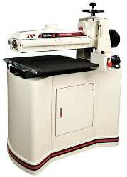 Jet 659006K 22-44 Oscillating Drum Sander Kit with Closed Stand 659006K