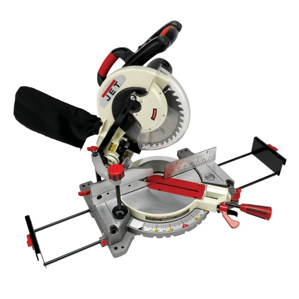 "Jet Miter Saw JMS-10CMS, 10"" Compound Miter Saw 707100"