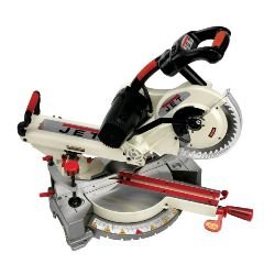 "Jet 10"" Sliding Dual Bevel Compound Miter Saw 707110"
