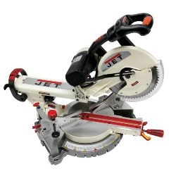 "Jet 12"" Sliding Dual Bevel Compound Miter Saw 707120"