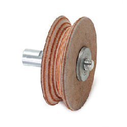 Jet 708028 PLH-1: Profiled Leather Honing Wheel for JSSW-10 708028