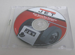Jet Wet Sharpener DVD 708036 for JSSG-10 Wet Sharpener 708036