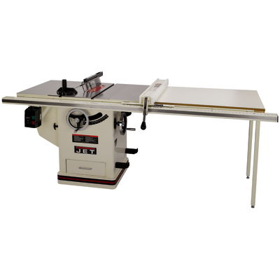 "Jet 708675PK Deluxe Xacta® SAW 3HP, 1Ph, 50"" Rip 708675PK"