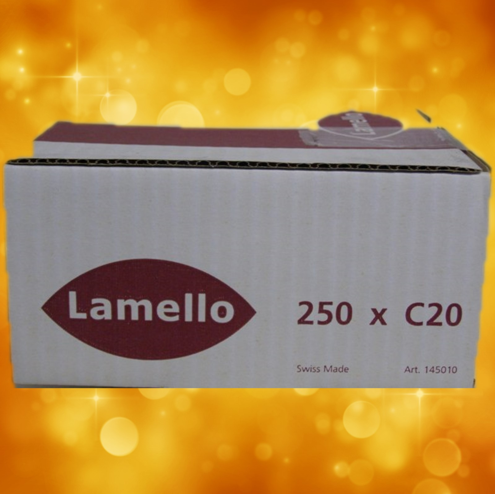 Lamello Solid Surface Biscuits C-20 Box of 250