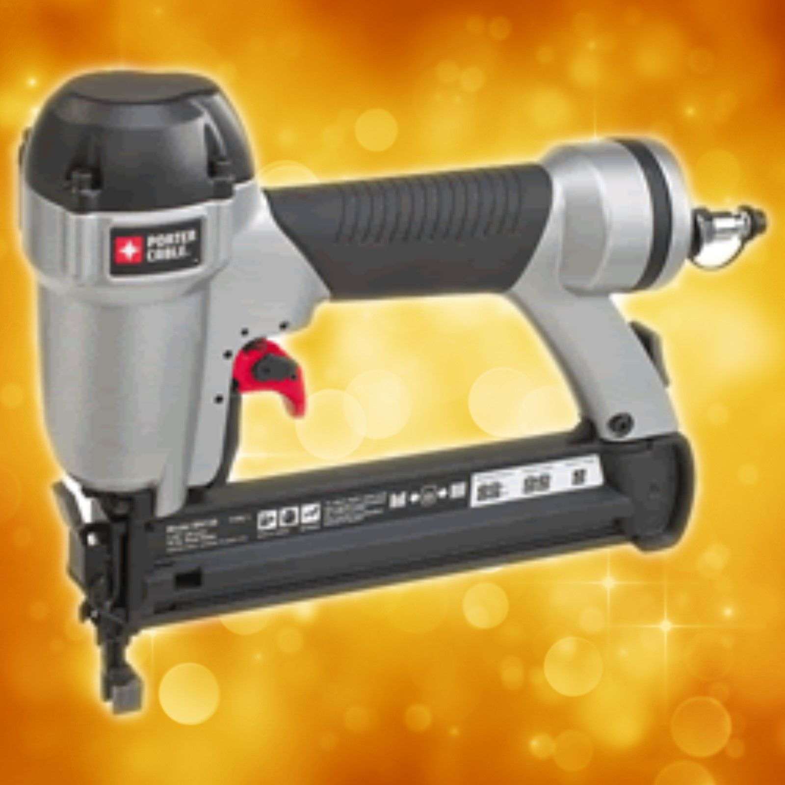 "Porter Cable 18 Ga., 1-3/8"" Brad Nailer Kit BN200C Porter Cable 18 Ga., 1-3/8"" Brad Nailer Kit"