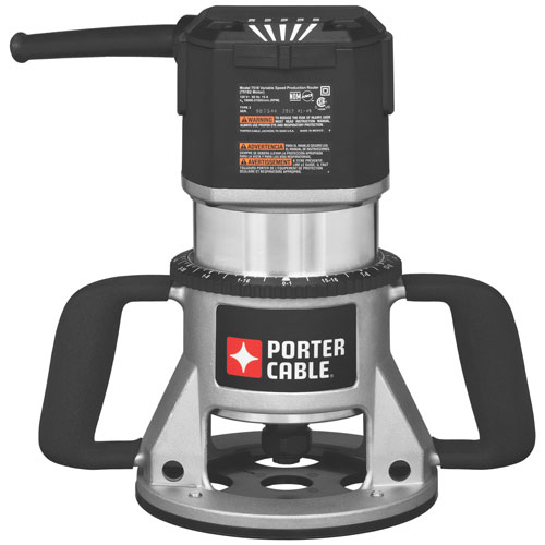 Porter Cable Router 7518  3-1/4 HP