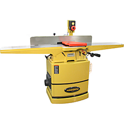 "Powermatic 60HH 8"" Jointer, 2HP 1PH 230V, Helical Head 1610086K"
