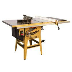 "Powermatic Contractor's Table Saw 1791230K 64B TABLE SAW, 1.75 HP 115/230V, 50"" Fence with Riving Knife 1791230K"