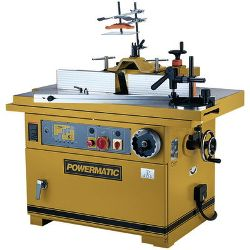 Powermatic 1791284 TS29 Shaper, 7.5HP 3PH 230/460V 1791284