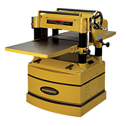 "Powermatic 209HH, 20"" Planer, 5HP 1PH 230V, with Byrd® Cutterhead 1791315"