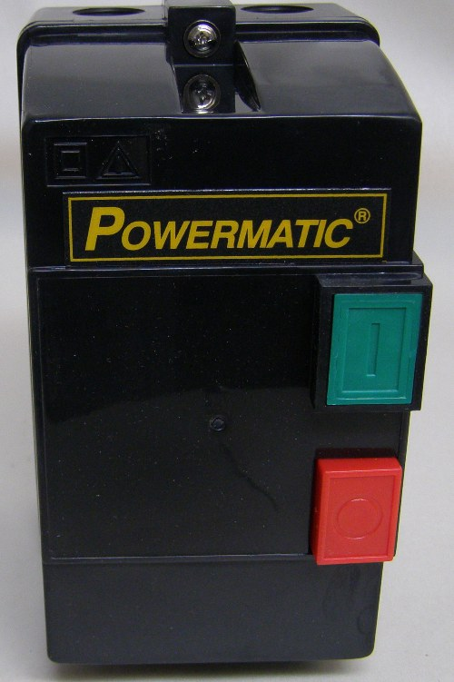 PowermaticTool Part 15S-216A Magnetic Switch (3HP, 1Ph, 230V)
