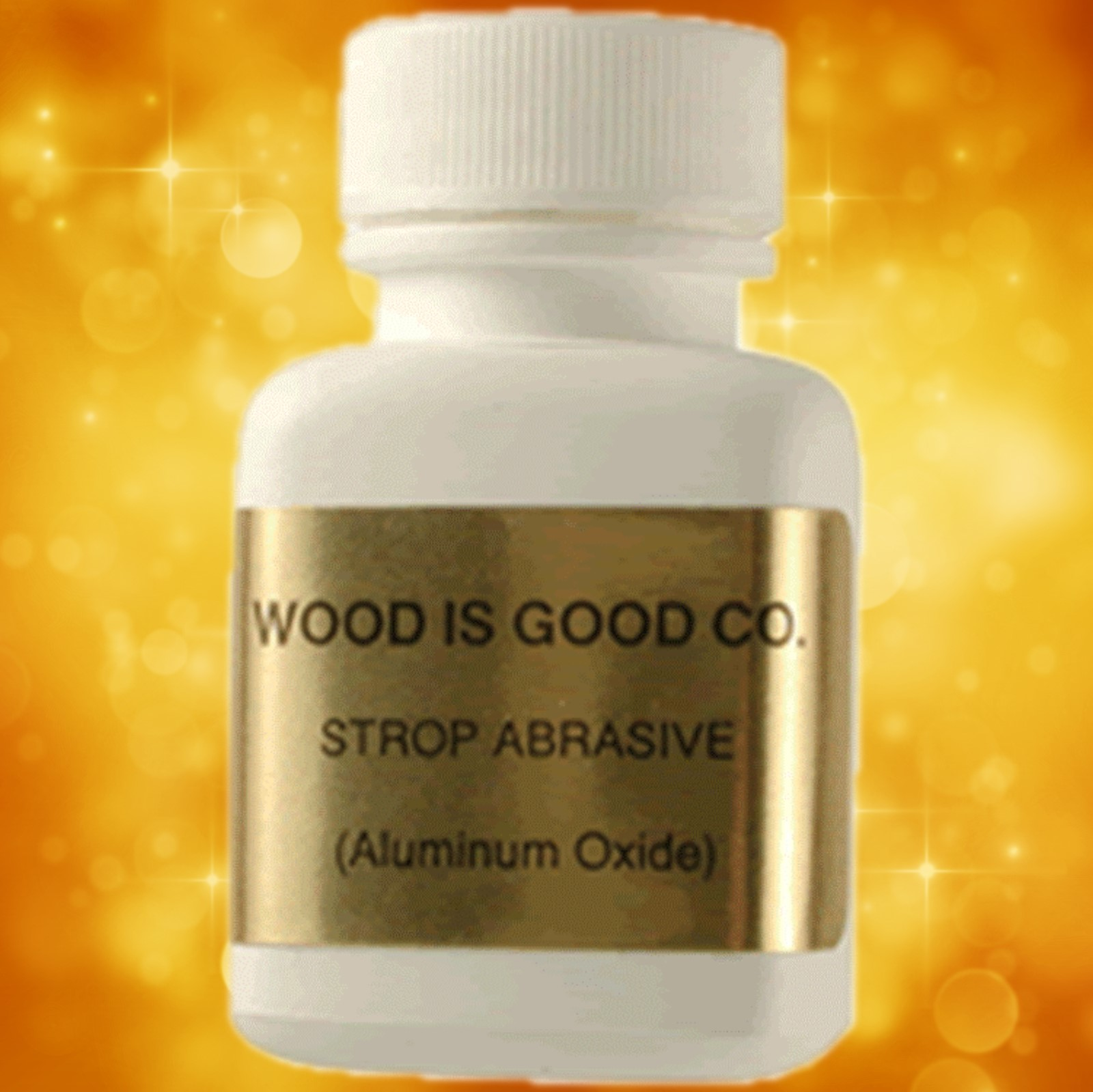 Wood is Good Strop Abrasive 170-4200 Strop Abrassive 1 oz. 170-4200