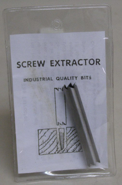 "Screw Extractors 5/16"" 800-3005"