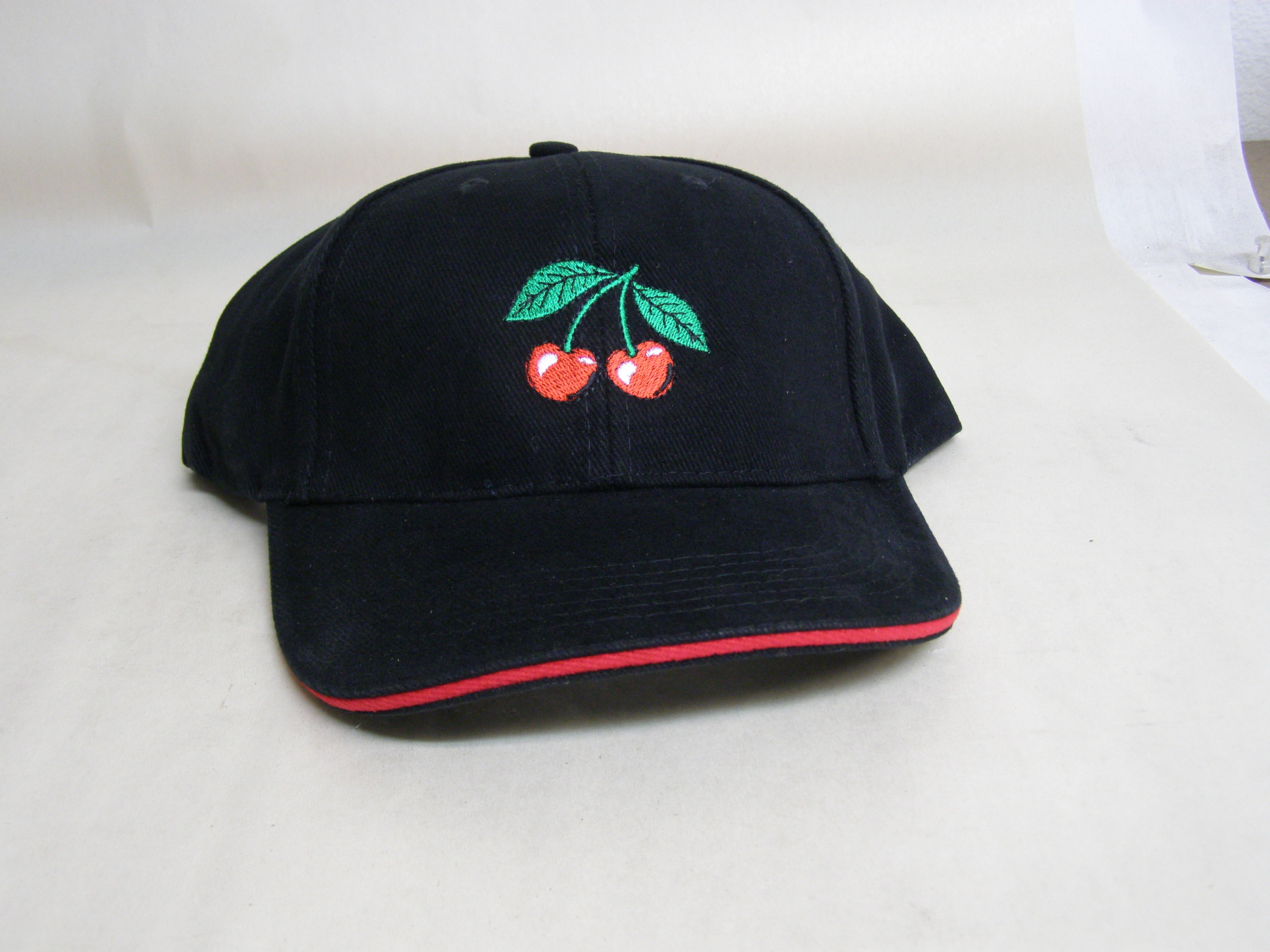 Two Cherries BaseBall Cap 527-7300 524-7300