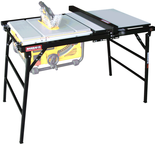 Rousseau Table Saw Stand 2700xl Mike S Tools