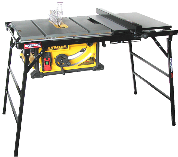 Rousseau Table Saw Stands Mike S Tools